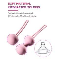 3pcs Set Kegel Balls Gift Set Working Silicone
