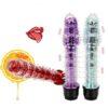 G-spot Vibrator Jelly Dildo Penis Vibrator Clitoris Stimulator