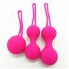 Safe Silicone Smart Ball Kegel Ball Ben Wa Ball Vagina Tighten Exercise