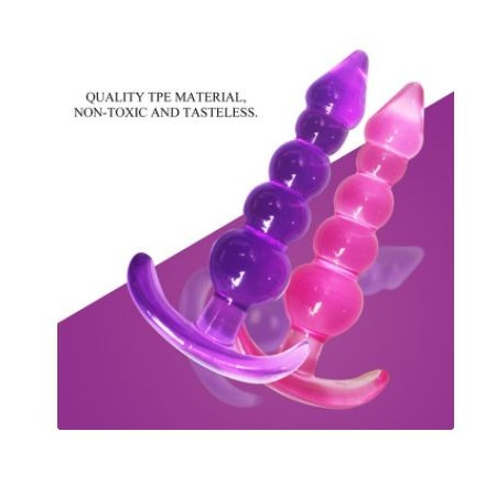 Eros Anal Beads 3