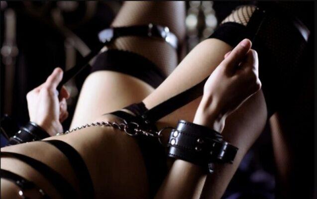 Locked Down with Cuffs