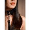 BDSM collar leash