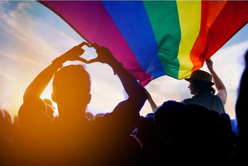 Pride month Lesbian Gay