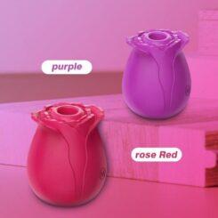 Rose Vibrator Colors